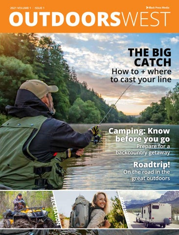 Outdoors West 2021 - Volume 1 - Issue 1