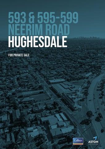 593, 595 & 599 Neerim Road, Hughesdale