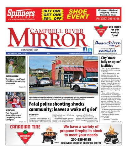 Campbell River Mirror, July 14, 2021