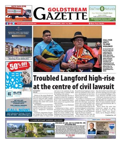 Goldstream News Gazette, July 14, 2021