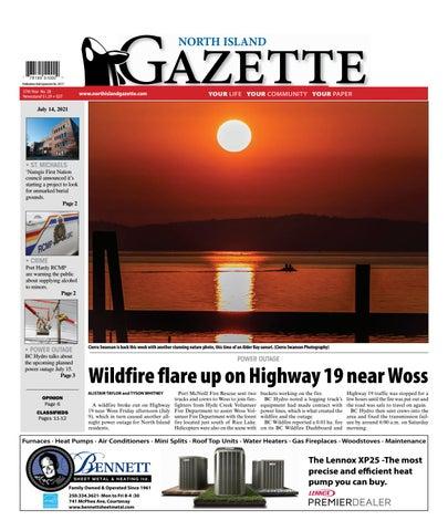 North Island Gazette, July 14, 2021