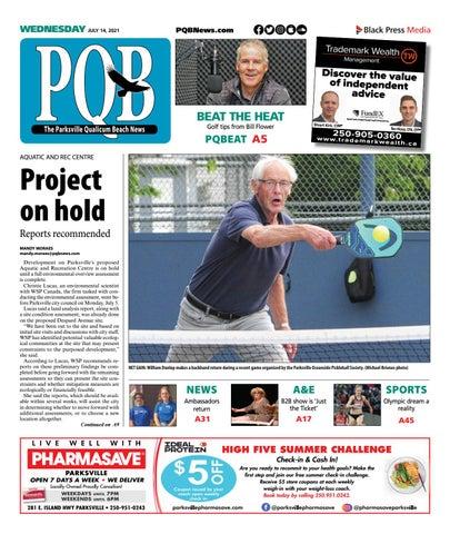 Parksville Qualicum Beach News, July 14, 2021