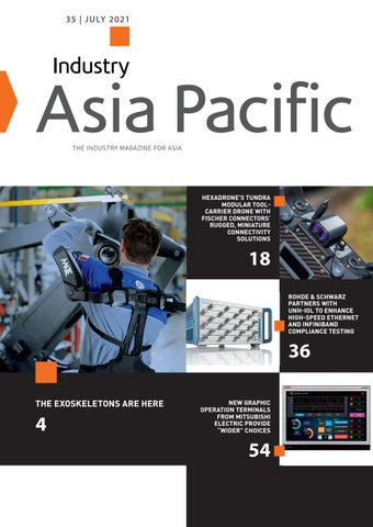 Industry Asia Pacific | 35 - July 2021