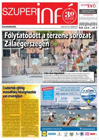Zalaegerszeg 2021.07.15.