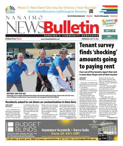 Nanaimo News Bulletin, July 14, 2021