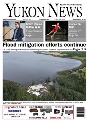 Yukon News, July 14, 2021