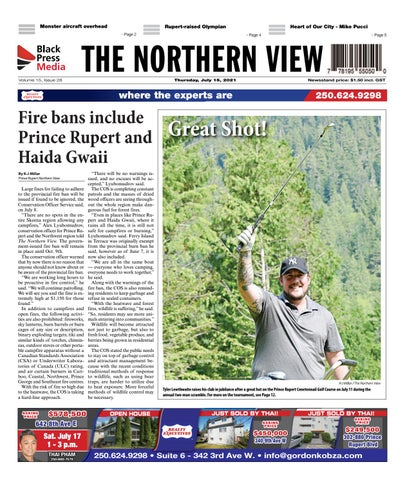 The Northern View/Northern Connector, July 15, 2021