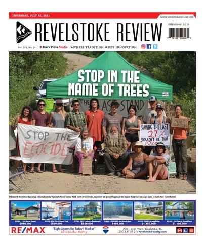 Revelstoke Times Review, July 15, 2021