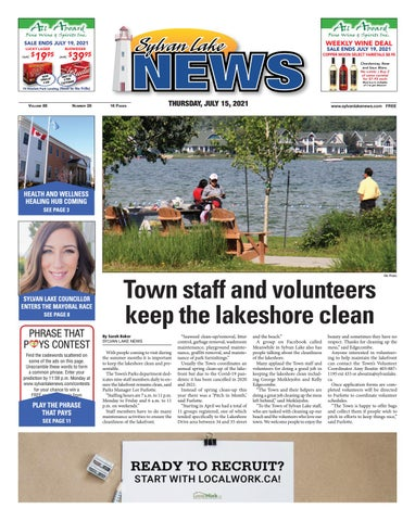 Sylvan Lake News, July 15, 2021