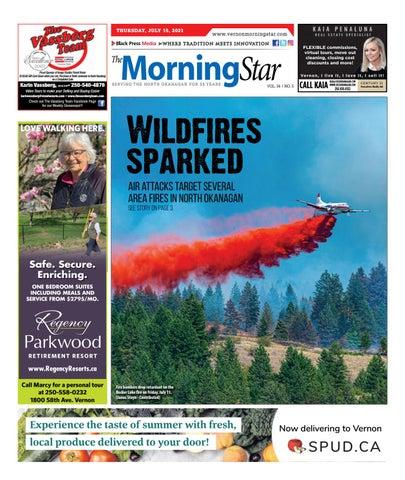 Vernon Morning Star, July 15, 2021