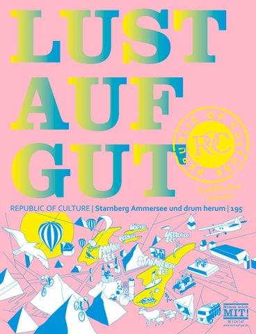 LUST AUF GUT Magazin | Starnberg Ammersee Nr. 195