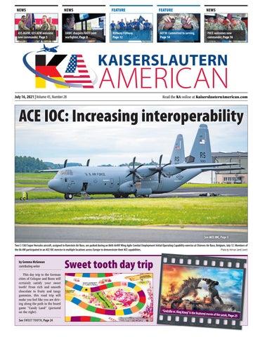 Kaiserslautern American - July 16, 2021