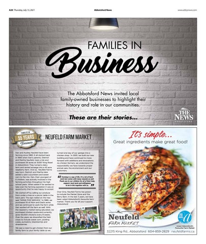 Families In Business