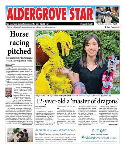 Aldergrove Star, July 16, 2021