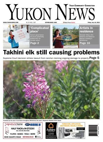 Yukon News, July 16, 2021