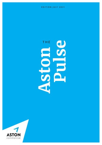 The Aston Pulse - July 2021