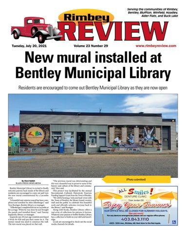 Rimbey Review, July 20, 2021