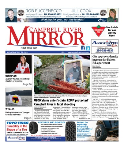 Campbell River Mirror, July 21, 2021
