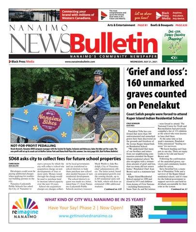 Nanaimo News Bulletin, July 21, 2021