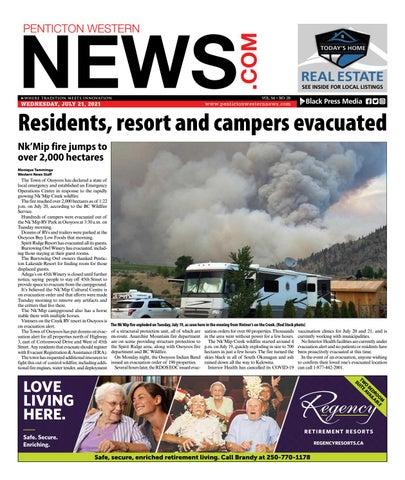 Penticton Western News, July 21, 2021