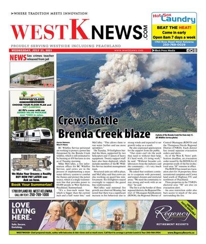 West K News, July 21, 2021