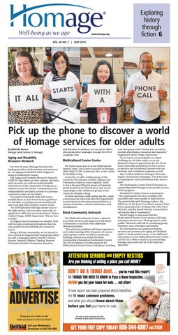 July 21, 2021 Everett Daily Herald