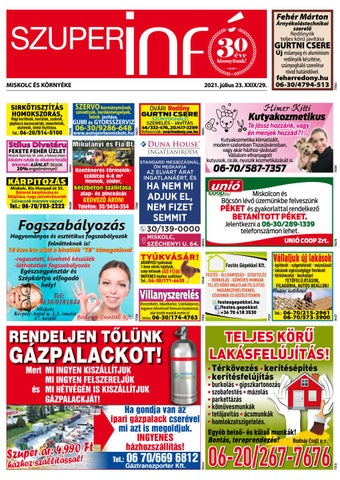 Miskolc, 2021.07.23