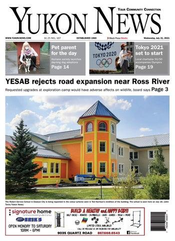 Yukon News, July 21, 2021
