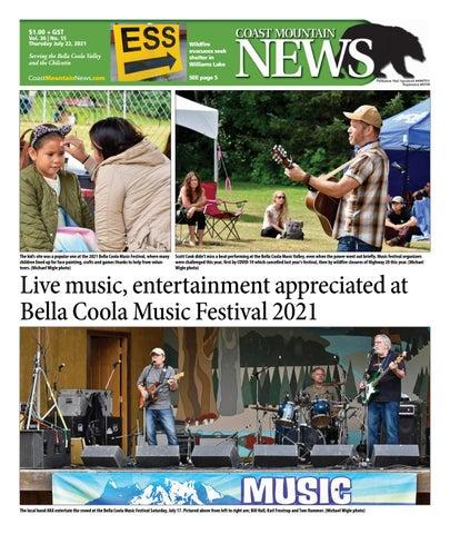 Coast Mountain News, July 22, 2021