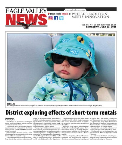 Eagle Valley News, July 22, 2021