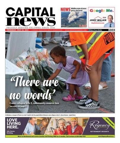 Kelowna Capital News, July 22, 2021