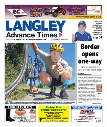 Langley Times, July 22, 2021