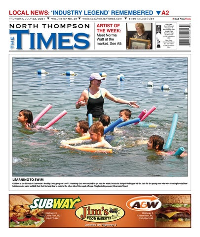 Clearwater Times, July 22, 2021