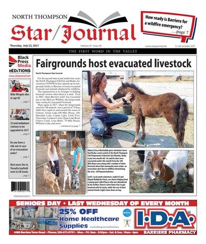 Barriere Star Journal, July 22, 2021