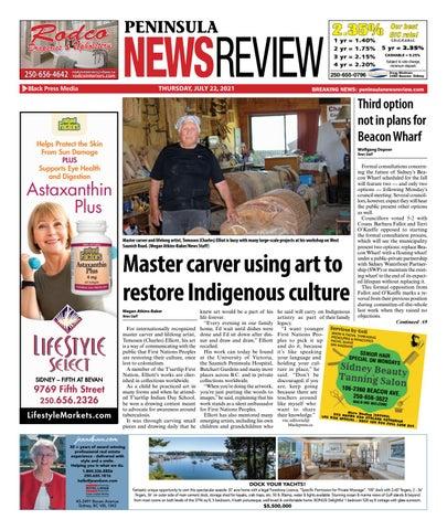 Peninsula News Review, July 22, 2021