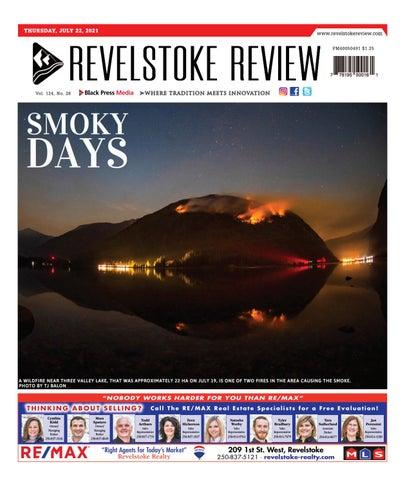 Revelstoke Times Review, July 22, 2021