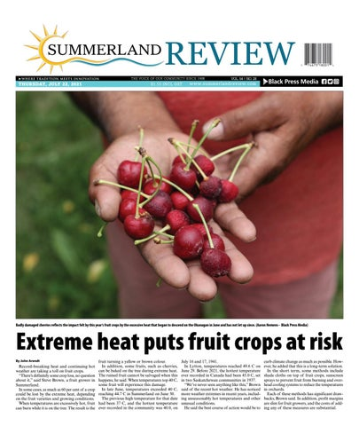 Summerland Review, July 22, 2021