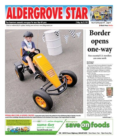 Aldergrove Star, July 23, 2021