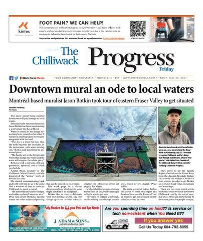 Chilliwack Progress, July 23, 2021
