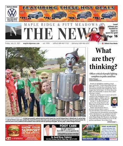 Maple Ridge News, July 23, 2021