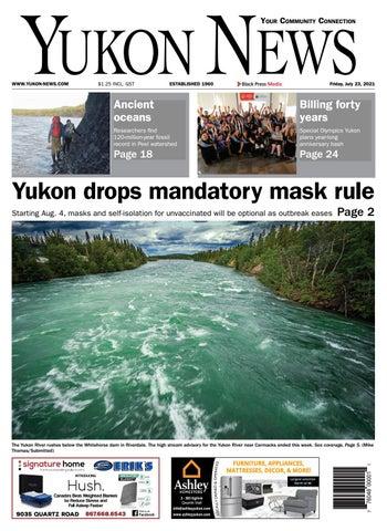 Yukon News, July 23, 2021