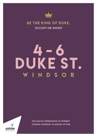 4-6 Duke Street, Windsor