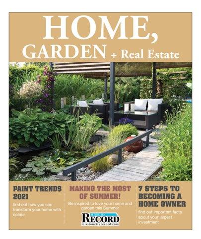 Home + Garden July 2021