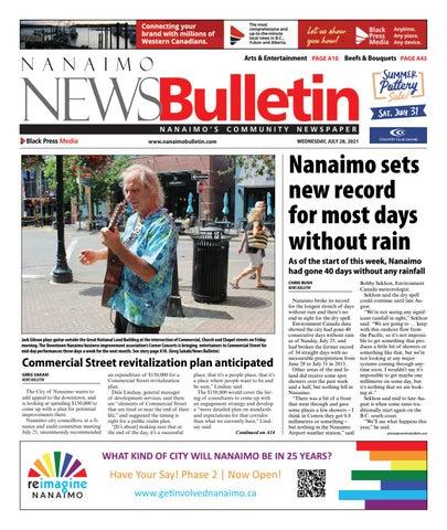 Nanaimo News Bulletin, July 28, 2021