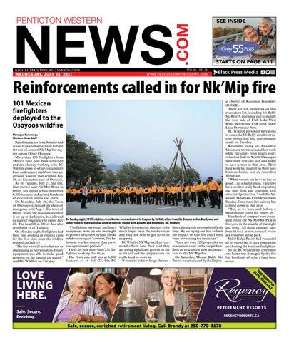 Penticton Western News, July 28, 2021