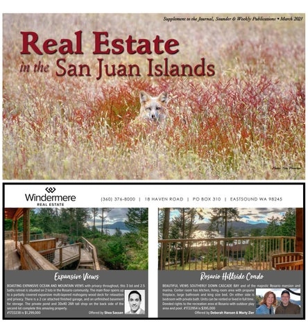 San Juan Real Estate Review: March Edition