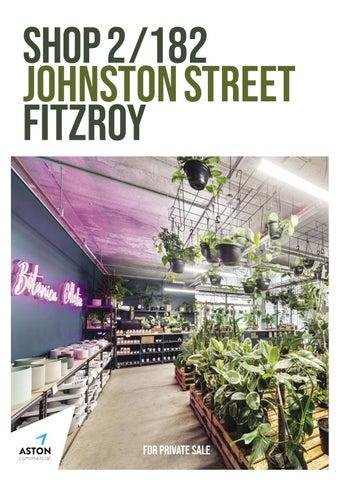 Shop 2, 182 Johnston Street, Fitzroy