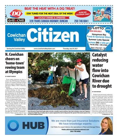 Cowichan Valley Citizen, July 29, 2021