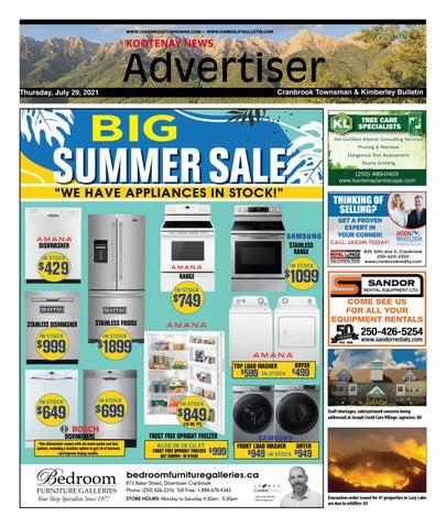 Kimberley Daily Bulletin, July 29, 2021