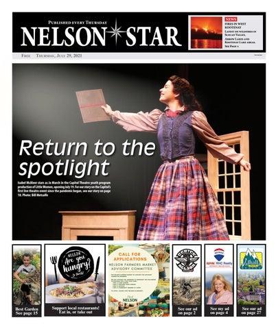 Nelson Star/West Kootenay Advertiser, July 29, 2021